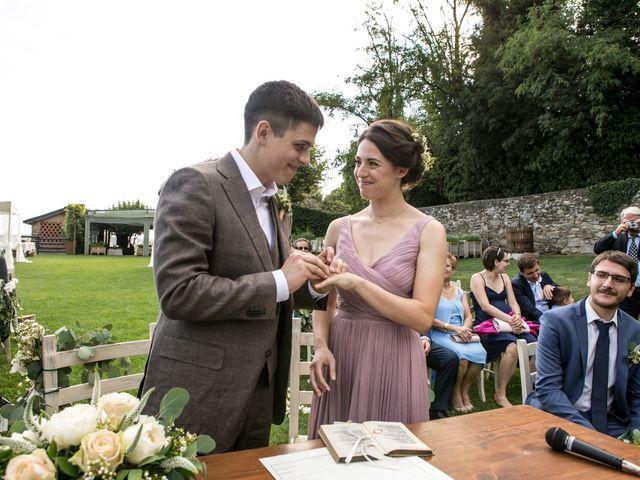 Il matrimonio di Georgios e Martina a Lecco, Lecco 31