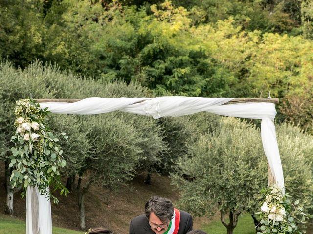 Il matrimonio di Georgios e Martina a Lecco, Lecco 35