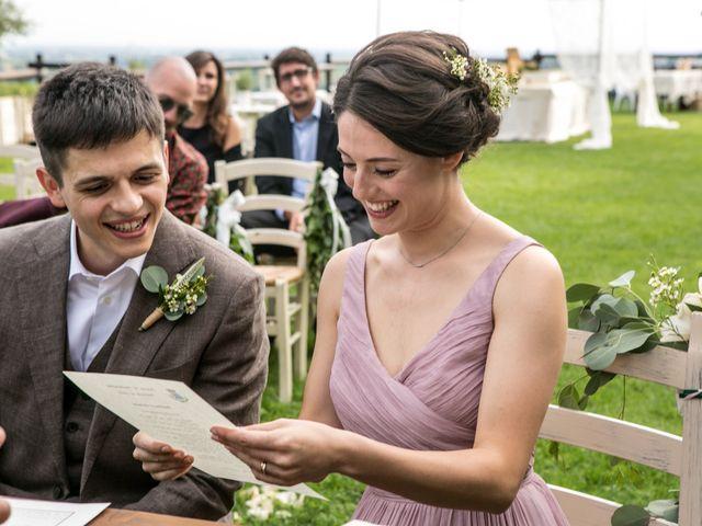 Il matrimonio di Georgios e Martina a Lecco, Lecco 36