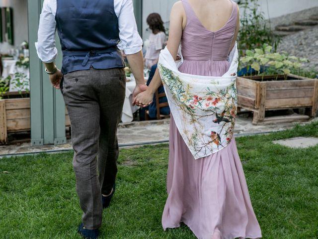 Il matrimonio di Georgios e Martina a Lecco, Lecco 50