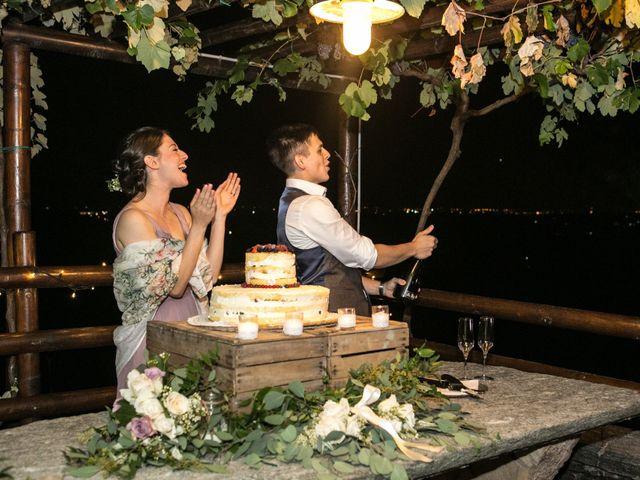 Il matrimonio di Georgios e Martina a Lecco, Lecco 53