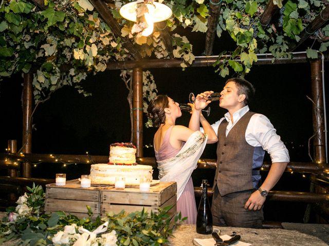 Il matrimonio di Georgios e Martina a Lecco, Lecco 54