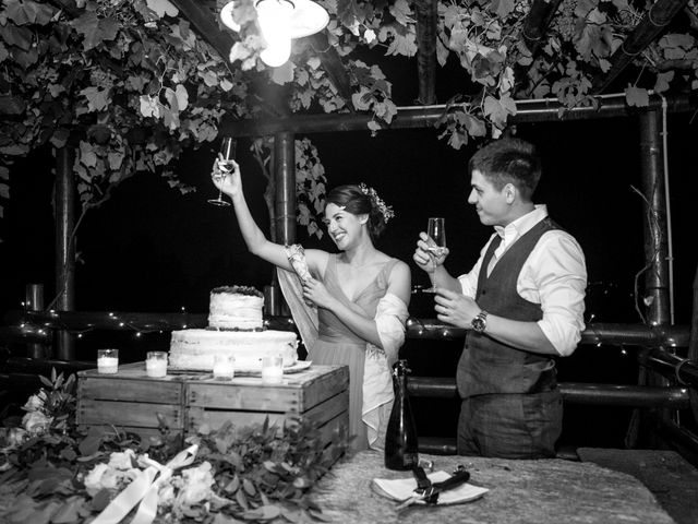 Il matrimonio di Georgios e Martina a Lecco, Lecco 55