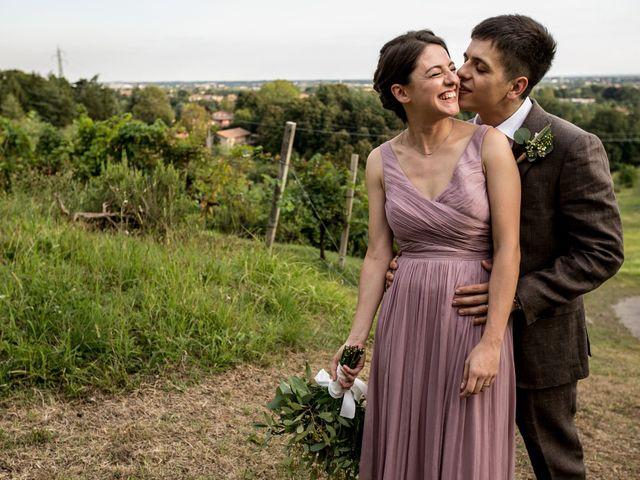 Il matrimonio di Georgios e Martina a Lecco, Lecco 68