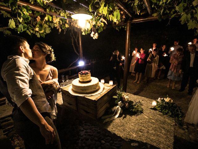 Il matrimonio di Georgios e Martina a Lecco, Lecco 78