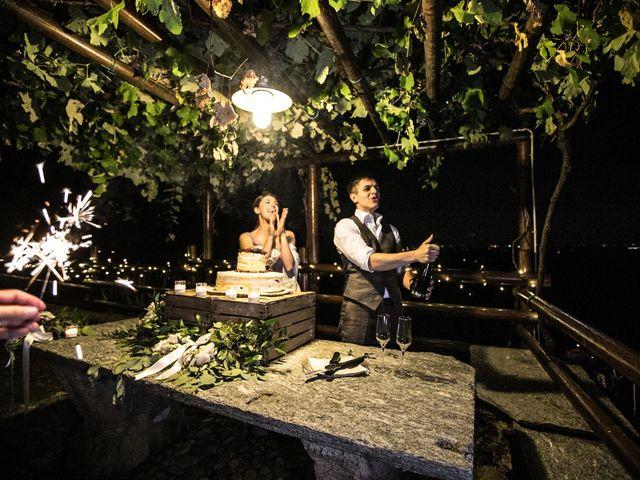 Il matrimonio di Georgios e Martina a Lecco, Lecco 80