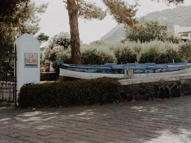 Il matrimonio di Gianmarco e Giorgia a Santa Marina Salina, Messina 12