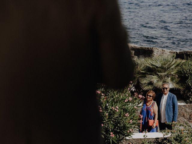 Il matrimonio di Gianmarco e Giorgia a Santa Marina Salina, Messina 22