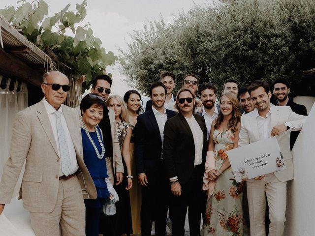 Il matrimonio di Gianmarco e Giorgia a Santa Marina Salina, Messina 25