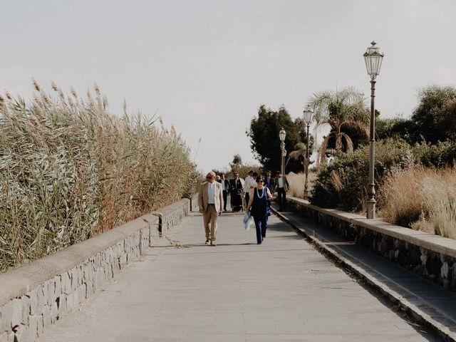 Il matrimonio di Gianmarco e Giorgia a Santa Marina Salina, Messina 48