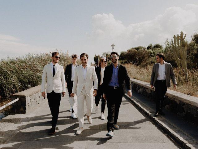 Il matrimonio di Gianmarco e Giorgia a Santa Marina Salina, Messina 49