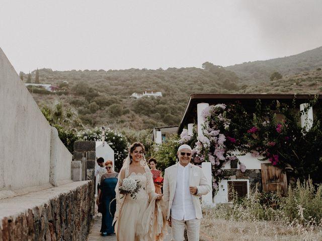 Il matrimonio di Gianmarco e Giorgia a Santa Marina Salina, Messina 52
