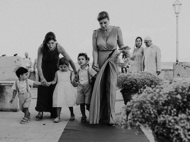 Il matrimonio di Gianmarco e Giorgia a Santa Marina Salina, Messina 55