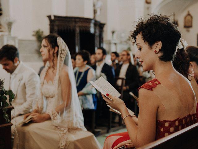 Il matrimonio di Gianmarco e Giorgia a Santa Marina Salina, Messina 62