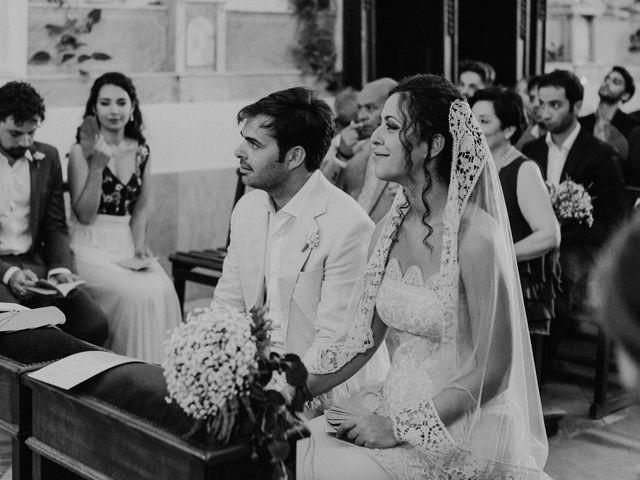 Il matrimonio di Gianmarco e Giorgia a Santa Marina Salina, Messina 64