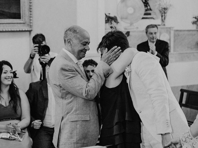 Il matrimonio di Gianmarco e Giorgia a Santa Marina Salina, Messina 82