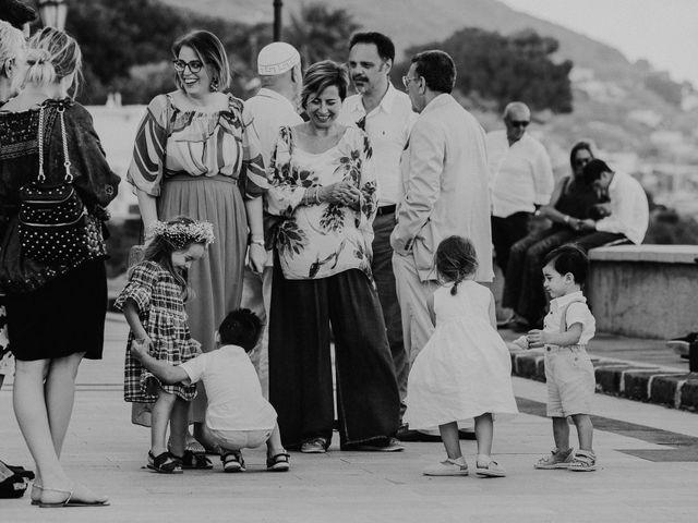 Il matrimonio di Gianmarco e Giorgia a Santa Marina Salina, Messina 97