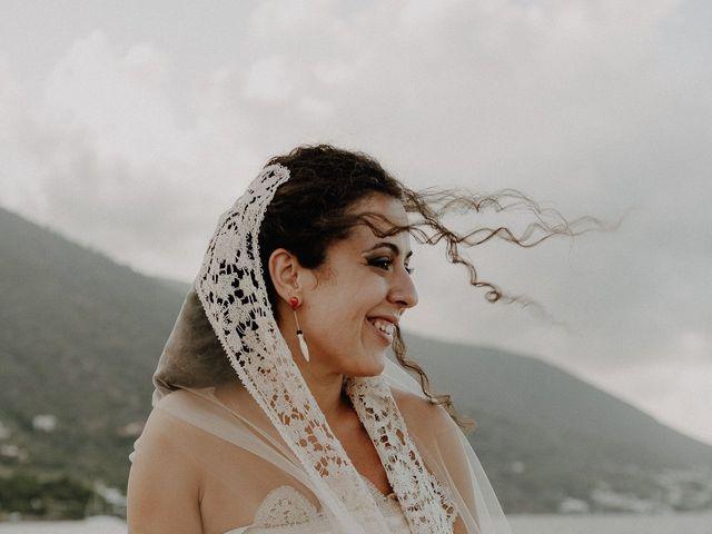 Il matrimonio di Gianmarco e Giorgia a Santa Marina Salina, Messina 98
