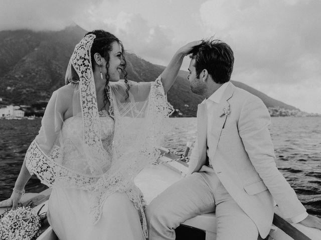 Il matrimonio di Gianmarco e Giorgia a Santa Marina Salina, Messina 101