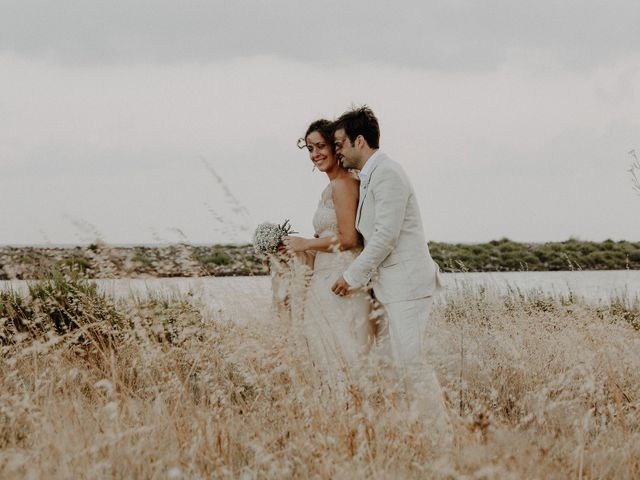 Il matrimonio di Gianmarco e Giorgia a Santa Marina Salina, Messina 116