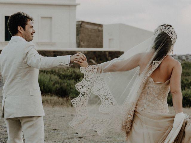 Il matrimonio di Gianmarco e Giorgia a Santa Marina Salina, Messina 117