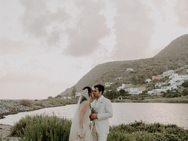 Il matrimonio di Gianmarco e Giorgia a Santa Marina Salina, Messina 118