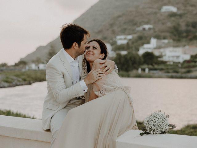 Il matrimonio di Gianmarco e Giorgia a Santa Marina Salina, Messina 120