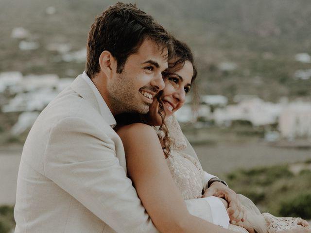 Il matrimonio di Gianmarco e Giorgia a Santa Marina Salina, Messina 121
