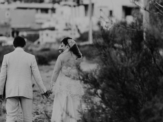 Il matrimonio di Gianmarco e Giorgia a Santa Marina Salina, Messina 122