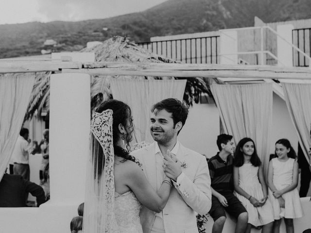 Il matrimonio di Gianmarco e Giorgia a Santa Marina Salina, Messina 125