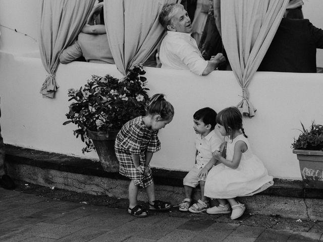 Il matrimonio di Gianmarco e Giorgia a Santa Marina Salina, Messina 126