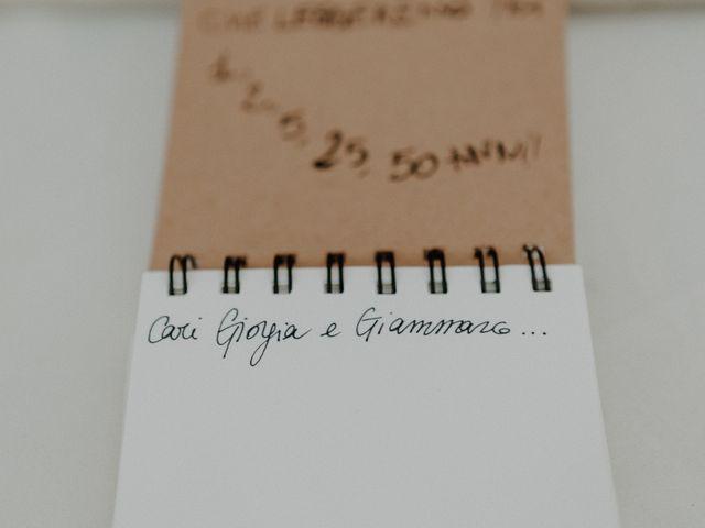 Il matrimonio di Gianmarco e Giorgia a Santa Marina Salina, Messina 131