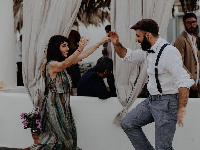 Il matrimonio di Gianmarco e Giorgia a Santa Marina Salina, Messina 136
