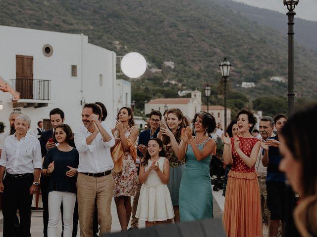 Il matrimonio di Gianmarco e Giorgia a Santa Marina Salina, Messina 137