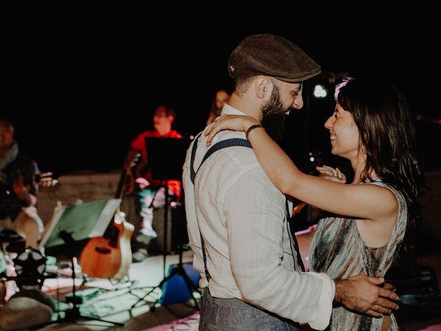 Il matrimonio di Gianmarco e Giorgia a Santa Marina Salina, Messina 139