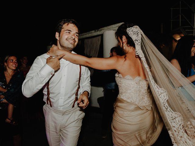 Il matrimonio di Gianmarco e Giorgia a Santa Marina Salina, Messina 146