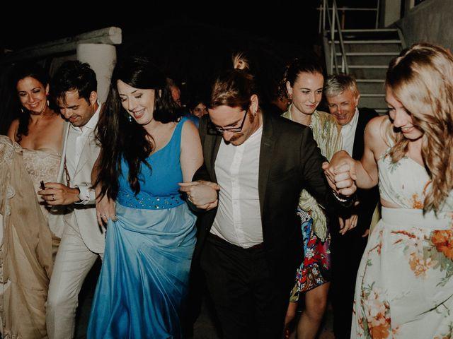 Il matrimonio di Gianmarco e Giorgia a Santa Marina Salina, Messina 149
