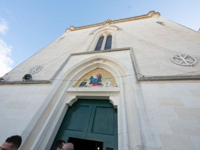 Il matrimonio di Roberto e Rossella a Castro, Lecce 21