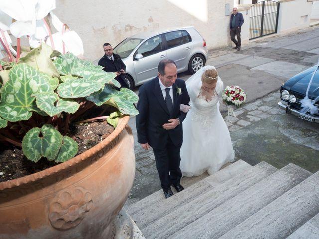 Il matrimonio di Roberto e Rossella a Castro, Lecce 25