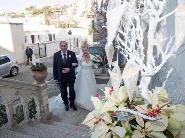 Il matrimonio di Roberto e Rossella a Castro, Lecce 26