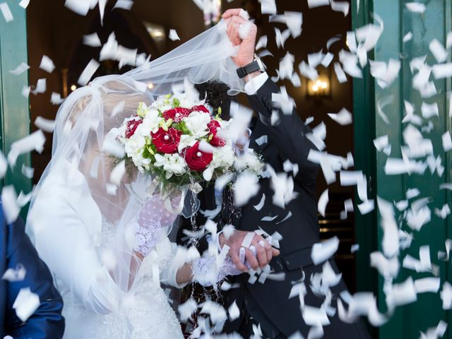 Il matrimonio di Roberto e Rossella a Castro, Lecce 35