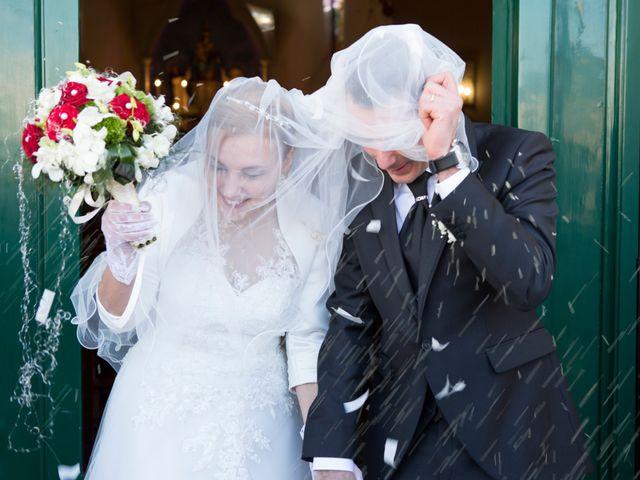 Il matrimonio di Roberto e Rossella a Castro, Lecce 36