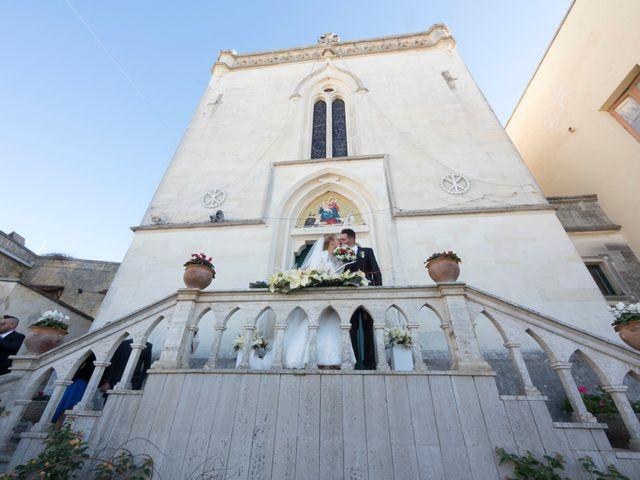 Il matrimonio di Roberto e Rossella a Castro, Lecce 40