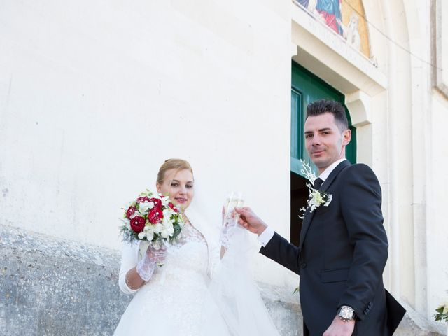 Il matrimonio di Roberto e Rossella a Castro, Lecce 43