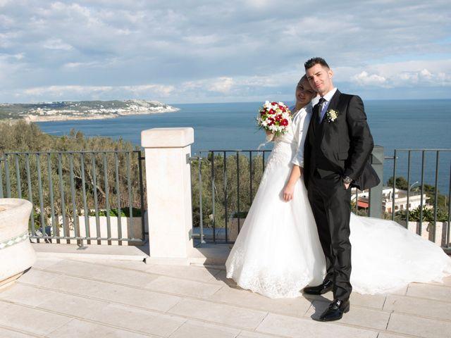 Il matrimonio di Roberto e Rossella a Castro, Lecce 44