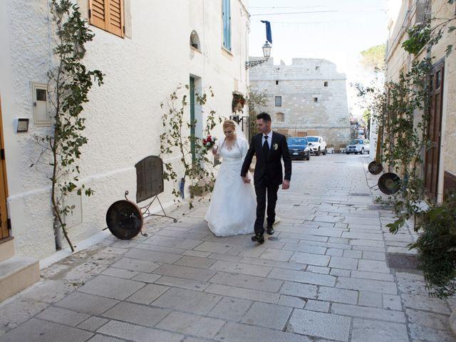 Il matrimonio di Roberto e Rossella a Castro, Lecce 46
