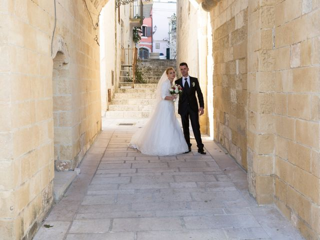 Il matrimonio di Roberto e Rossella a Castro, Lecce 47