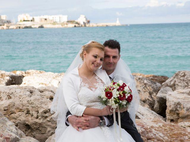 Il matrimonio di Roberto e Rossella a Castro, Lecce 54