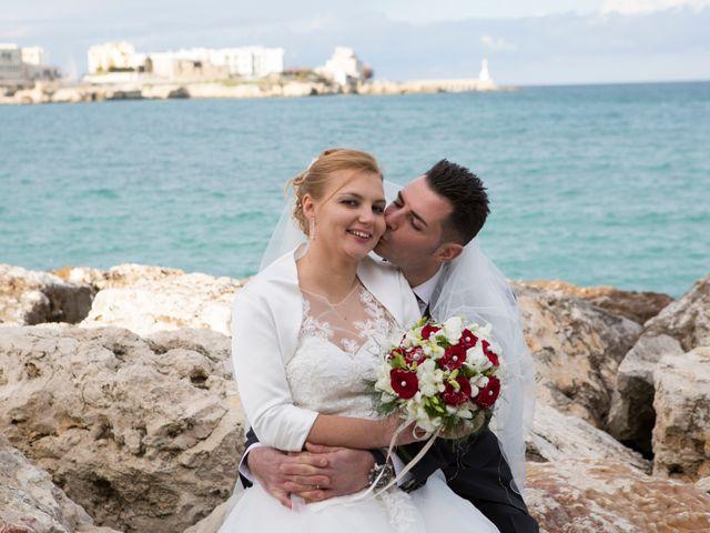 Il matrimonio di Roberto e Rossella a Castro, Lecce 56