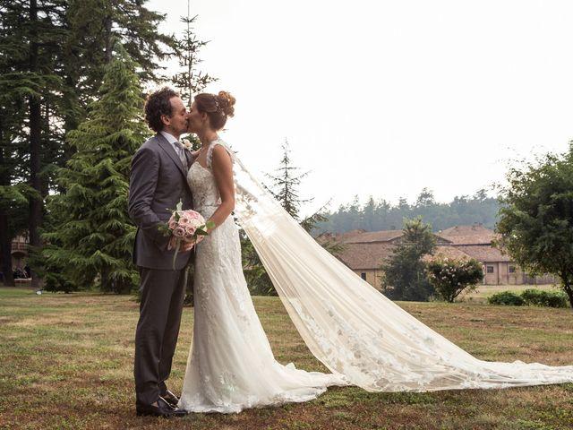 Le nozze di Giorgia e Loris